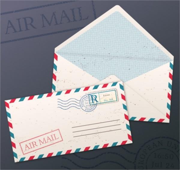 envelope Email Post card