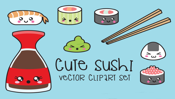 20 Food Clipart Designs