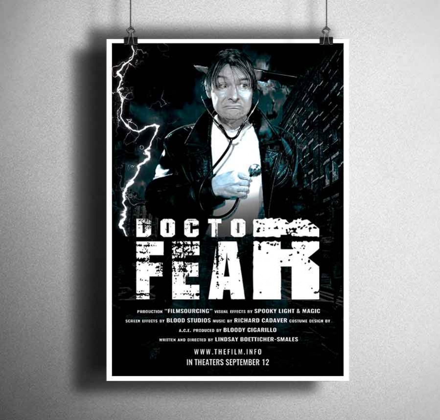 high resolution doctor fear poster