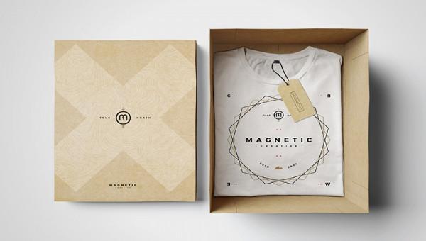 11 T Shirt Packaging Designs