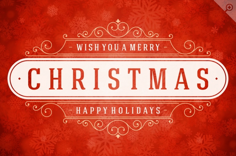 Christmas Greeting Cards Bundle