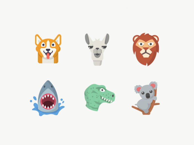 animal emojis download