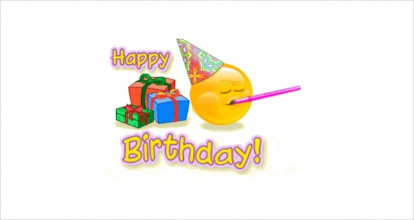 Animated Birthday Clipart