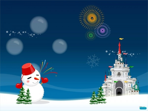 Animated Christmas Wallpaper