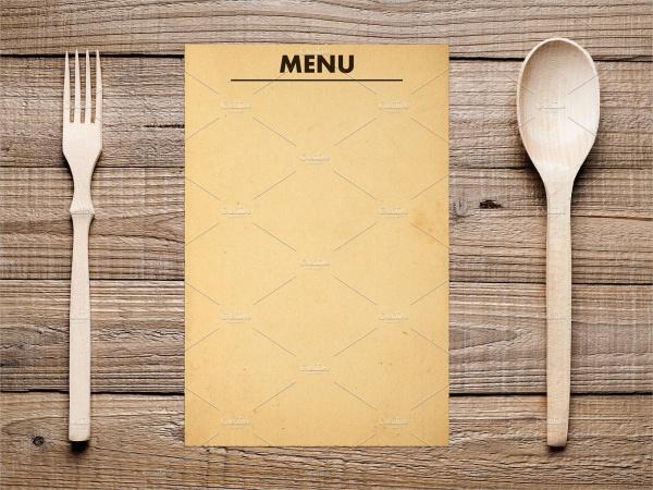 blank menu design - Menu Design Ideas