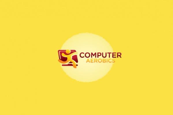 Digital Gadgets Computer Logo