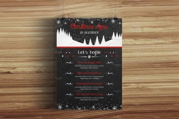 chalkboard-christmas-menu-design
