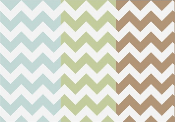 Chevron PSD Pattern