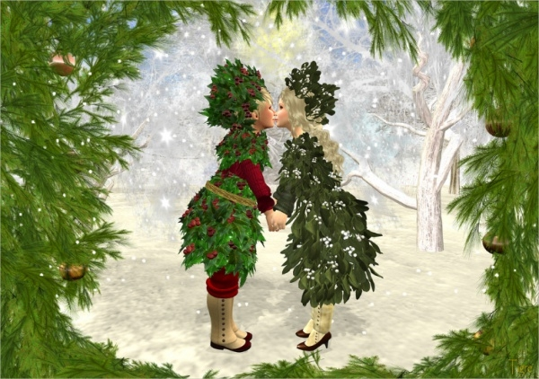 Christmas Cartoon Image Free