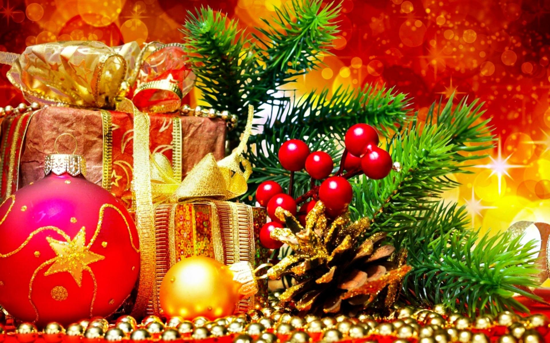 Christmas Desktop Photo