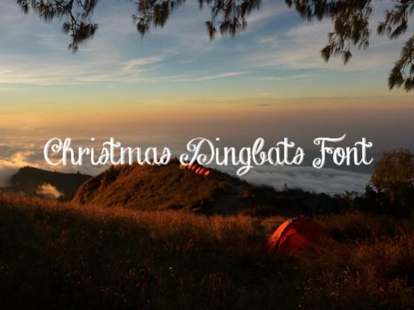 christmas-dingbats-font
