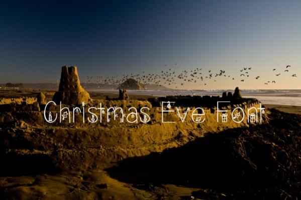 christmas-eve-font
