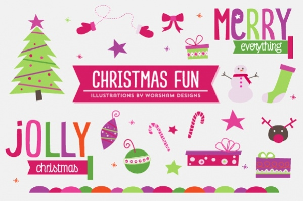 Clipart Merry Christmas Image