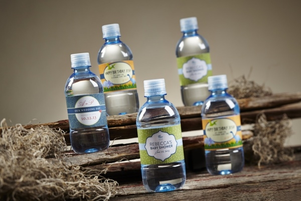 Collection of Water Packaging Design