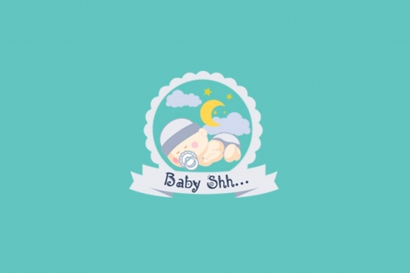 Cool Baby Logo Design