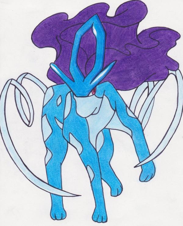 Cool Pokemon Drawing