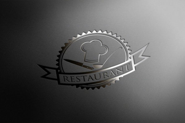 Cool Restaurant Logo