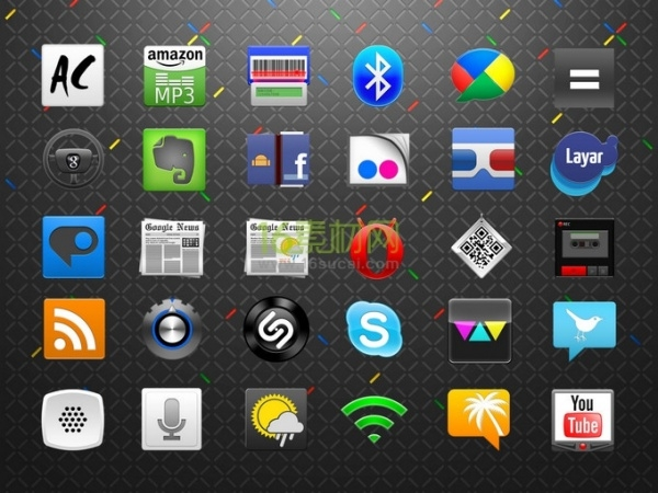 creative android icons for desktop