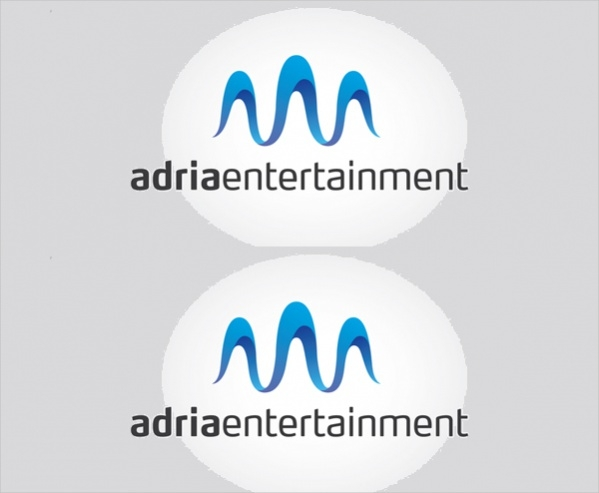 Creative branding Entertainment logo