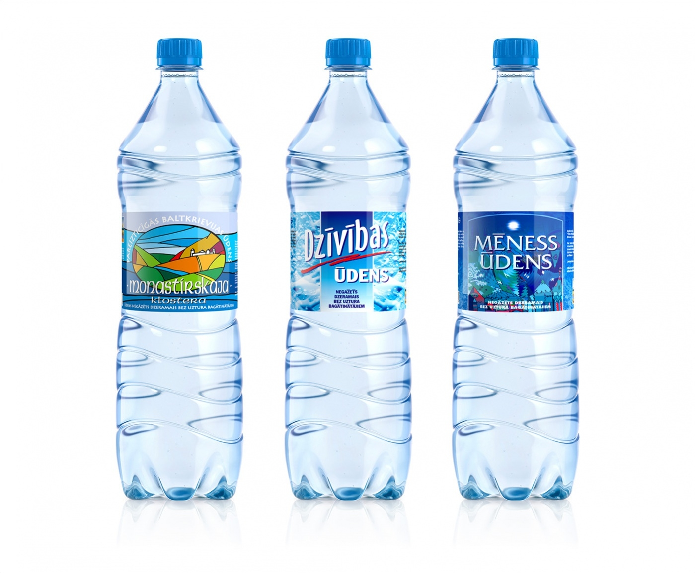 Custom Advertising Water Bottle LAbels