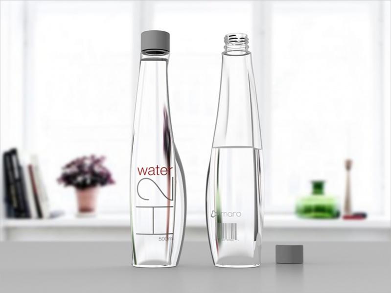 Custom Water Bottle Packaging
