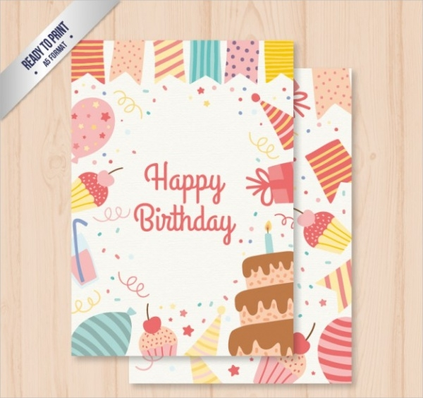 19 Free Happy Birthday Cards