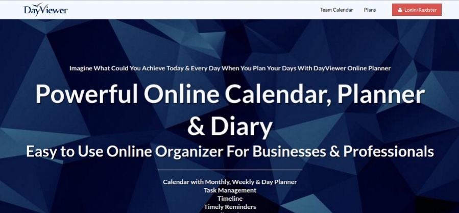 19 Free Online Calendar Makers