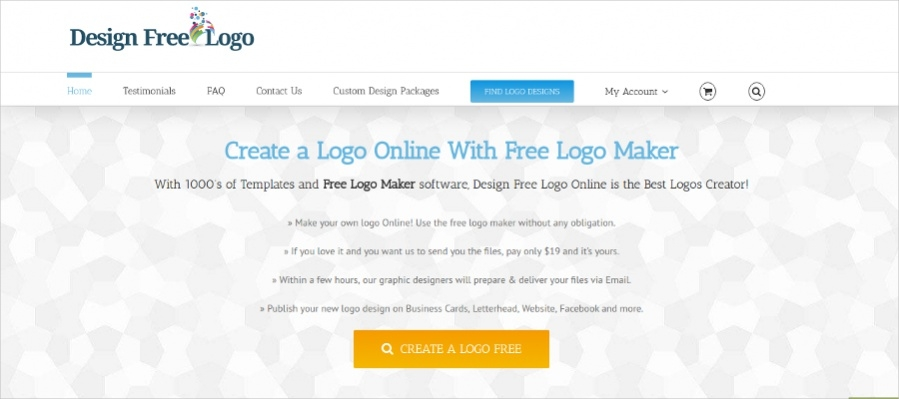 Designfreelogos - Designs For Online Logos