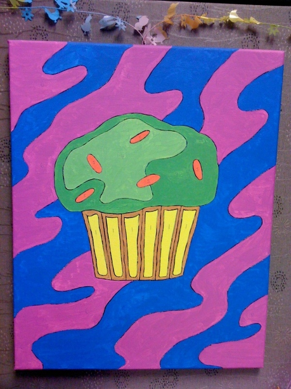 Diy Acrylic Painting