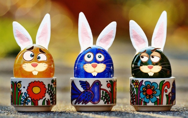 Download Colorful Easter Image