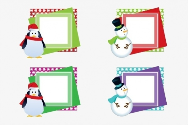 Download Funny Christmas Frames