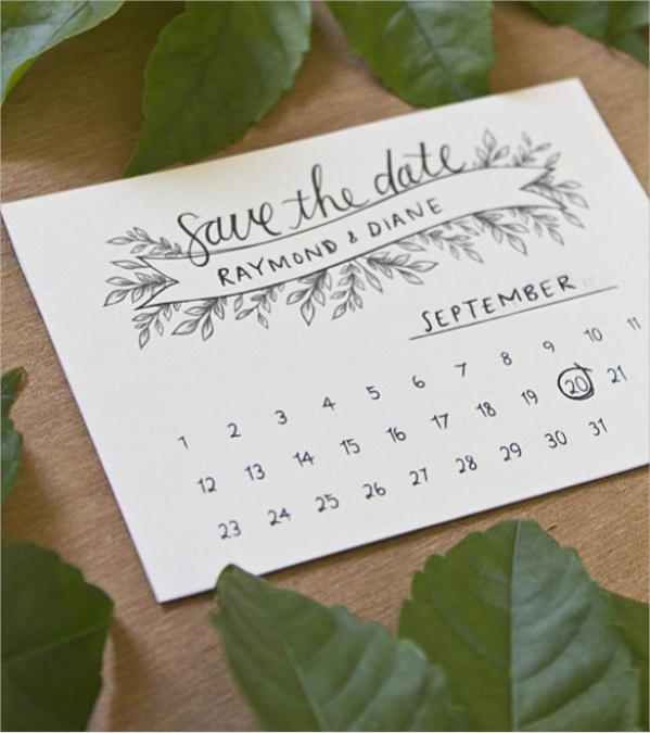 19+ Free Save The Dates