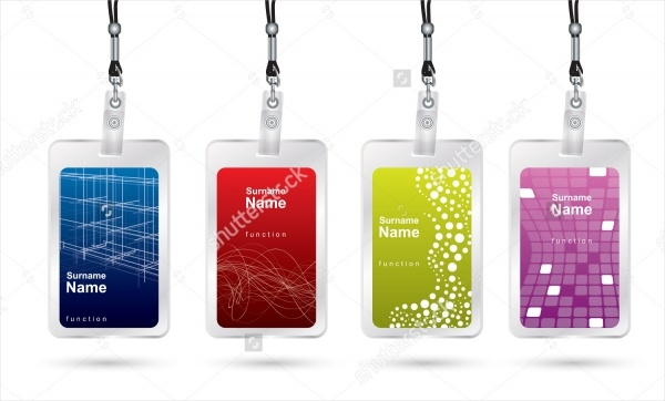 20 name tag designs psd vector eps download