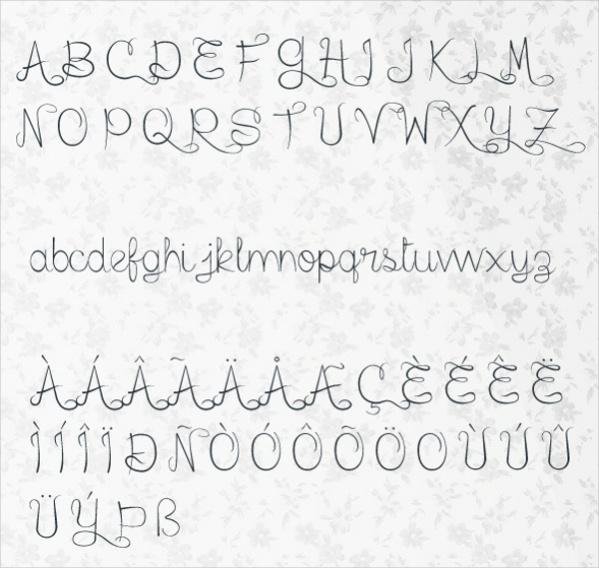 Elegant Cursive Fonts