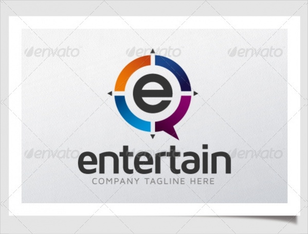 Entertainment Company Logo