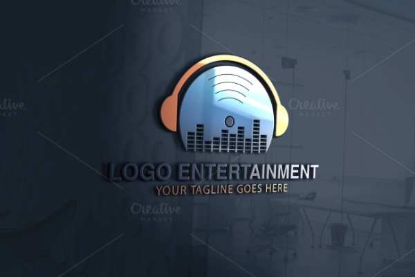 Entertainment Logo Design