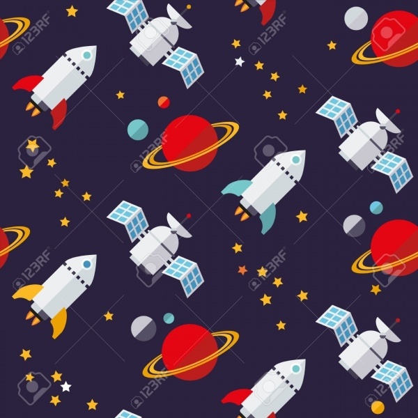 Flat Space Pattern Design