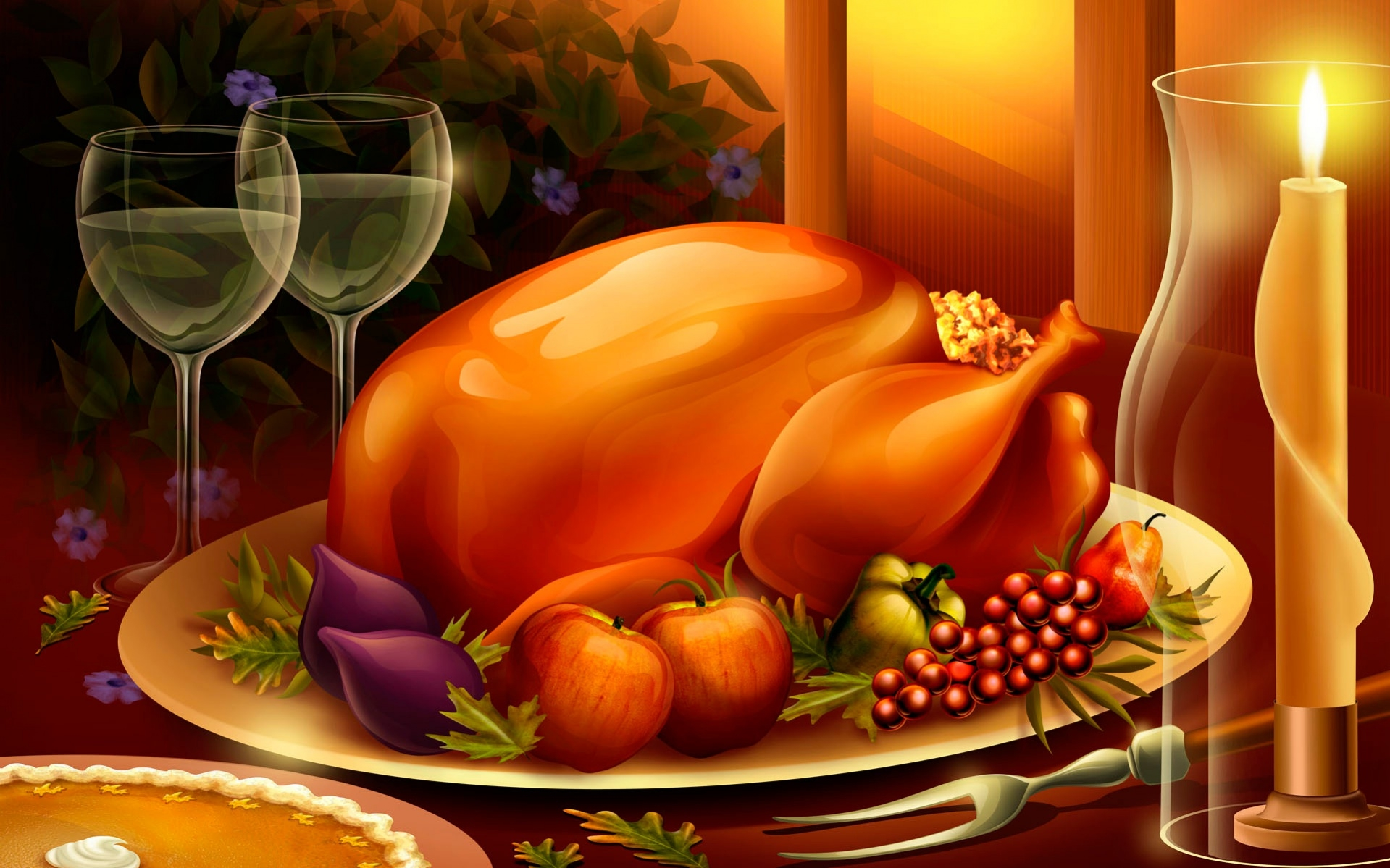 FREE 19+ Thanksgiving Wallpapers in PSD | Vector EPS | AIThanksgiving
