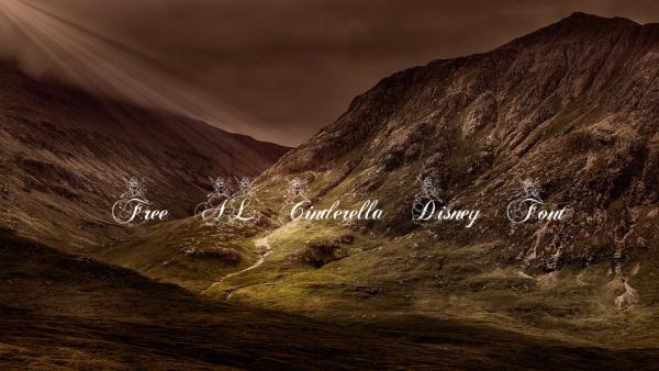 free-ai-cinderalla-disney-font