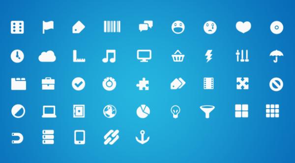 Free Android Icon Set