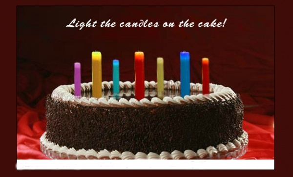 Free Animated Birthday Ecard