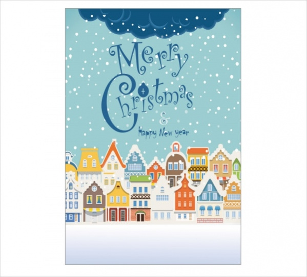 Free Animated Christmas Card