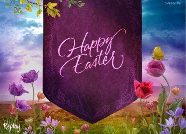 Free Animated Easter Ecard