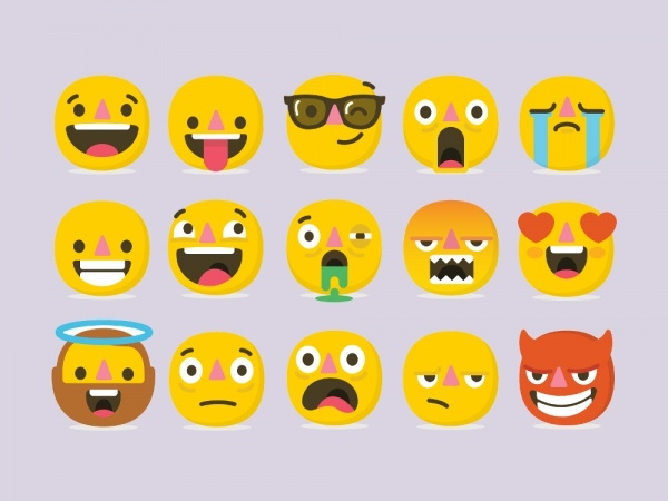 free animated emoji