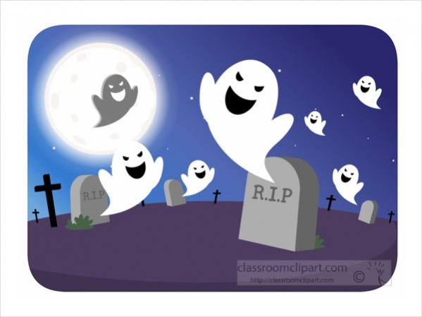 Free Animated Halloween Clipart