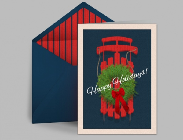 Free Animated Holiday Ecard