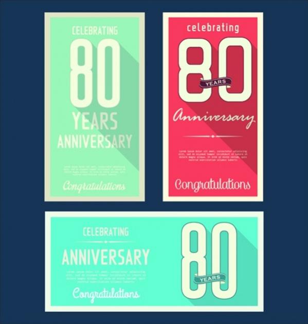 Free Anniversary Card Design