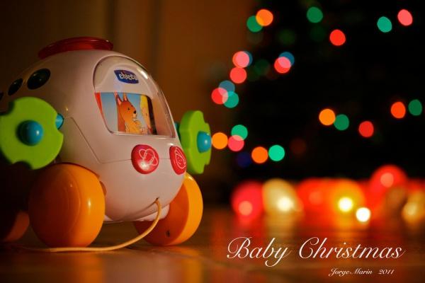 Free Baby Christmas Image