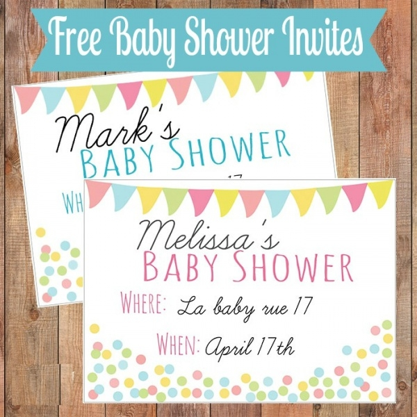 free 21  baby shower invitation designs in psd