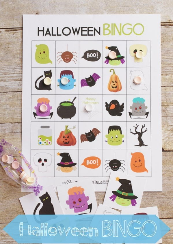 Free Bingo Printables